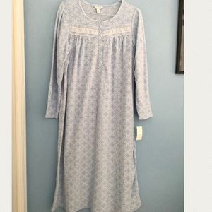 Charter Club Intimates from Macy's Plush Nightgown
